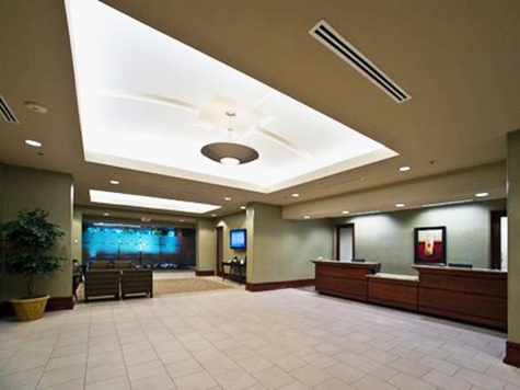 Avery Point Group Lobby - Lean Recuiters - Six Sigma Recruites